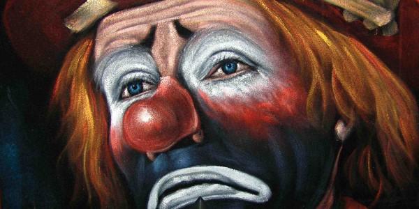Цирк. Я — клоун. Можно не участвовать?